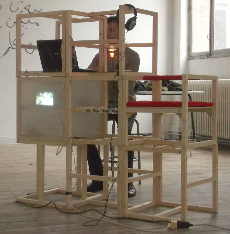 Modular office (2015